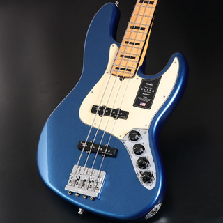 Fender American Ultra Jazz Bass Maple Fingerboard Cobra Blue Tone MOD【御茶ノ水本店】