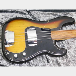 Fender Precision Bass Fretless '77