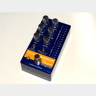 Empress Effects Bass Compressor Bule Sparkle