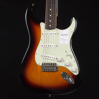 Fender Made in Japan Heritage '60s Stratocaster 3-Color Sunburst