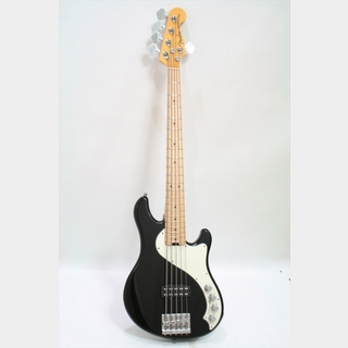 FENDER U.S.A. American Deluxe Dimension Bass V, Maple Fretboard / Black