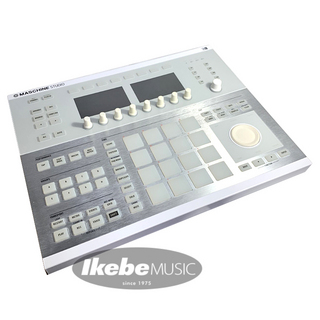 NATIVE INSTRUMENTS MASCHINE STUDIO WHITE【中古品】S/N:38613-70405-37795-70900-15001