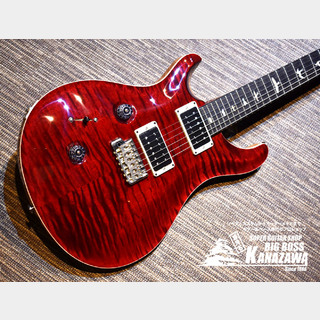 Paul Reed Smith(PRS)Custom24 Lefty 2018 10Top【左利き用!虎目ネック!】