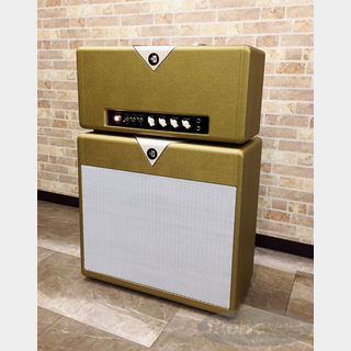 DIVIDED BY 13 JRT9/15 Head w/1×12 Cabinet [Gold]