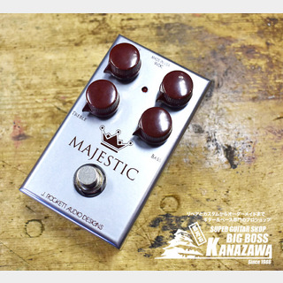 J.Rockett Audio Designs The Majestic【70sクラシックロックサウンド!】