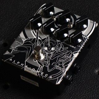 Darkglass Electronics ALPHA OMEGA Japan Limited EVA 初号機 ver プリアンプ 【渋谷店】