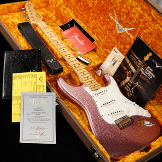 Fender Custom Shop ONE-OFF 1962 Startocaster Time Capsule Champagne Sparkle 【渋谷店】