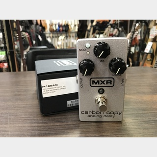 MXR M169A Carbon Copy Analog Delay 10th Anniversary Edition【即納できます!】【限定モデル】