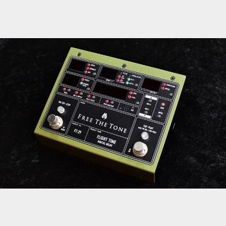 Free The Tone FLIGHT TIME FT-2Y【超高性能ディレイ】【USED】【池袋店】