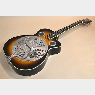 Regal Resonator Cutaway Junk扱い
