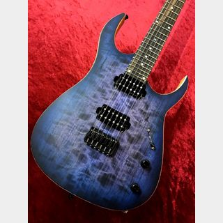 Overload Custom Guitars 【Summer Sale!!】Raijin 6 -Cosmic Burst - 【Custom Order Model】【分割48回無金利】