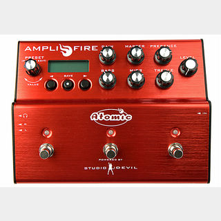 Atomic Amps AMPLIFIRE PEDAL 【特価品】