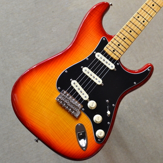 Fender Rarities Flame Ash Top Stratocaster #US19004978 【良杢個体】【カスタムショップ製ピックアップ】