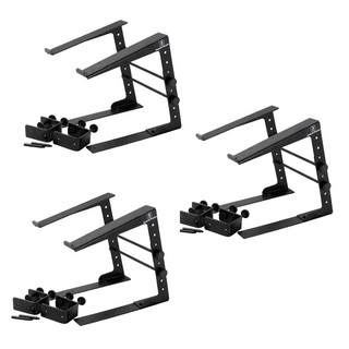 Dicon Audio LPS-002 with clamps LAPTOP STAND ラップトップスタンド×3点