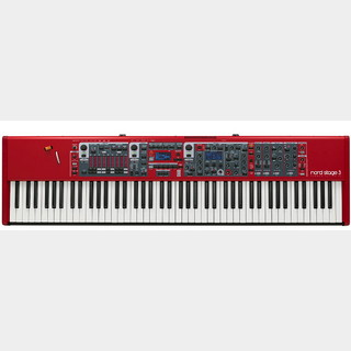 CLAVIA Nord Stage 3 88 【限定タイムセール!10月20日18:00マデ!オータムSALE!】【ローン分割手数料0%(24回迄)】