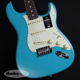 Fender USAAmerican Professional II Stratocaster (Miami Blue/Rosewood)