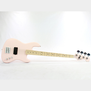 FenderFLEA SIGNATURE ACTIVE JAZZ BASS (INTERNATIONAL) Satin Shell Pink