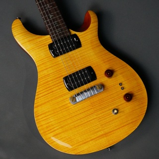 Paul Reed Smith(PRS) SE Paul's Guitar / Amber 【フーチーズ・チューンにセットアップいたします!!】