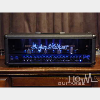 Hughes&Kettner2005年製 Trilogy 100W Head Amp