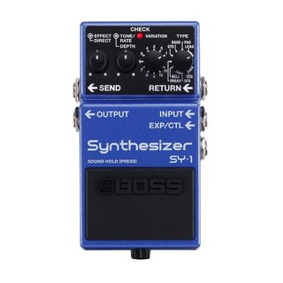 BOSS SY-1 Synthesizer 【渋谷店】