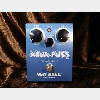 Way Huge WHE701 AQUA-PUSS MKⅡ ANALOG DELAY