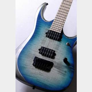 Ibanez RGD61AL【Stained Sapphire Blue Burst】【6弦】 久々の入荷です!