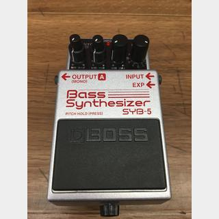 BOSSSYB-5 Bass Synthesizer