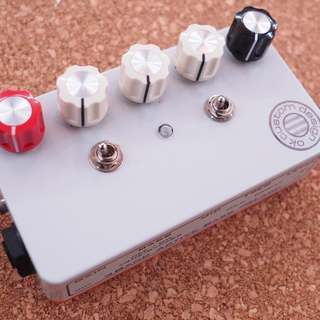 ok custom design 3Band Active Bass Preamp