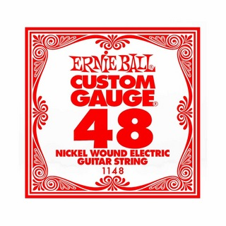ERNIE BALL 1148 NICKEL WOUND 048 エレキギター用バラ弦