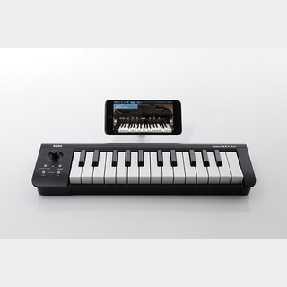 KORGmicroKEY Air-25【Bluetooth対応MIDI鍵盤 25鍵】