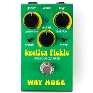 Way Huge SMALLS SWOLLEN-PICKLE FUZZ [WM41] 【2月以降発売予定・予約受付中】
