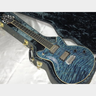 T's GuitarsArc-STD/VS100N Quilt Arctic Blue