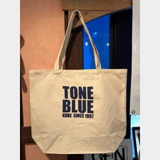 TONE BLUE Tote Bag Lサイズ
