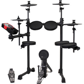 MEDELIDD610J-DIY KIT + DD610J-DP-SET + DD610J-CP-SET 【3-Cymbals&4-Toms Full Kit】