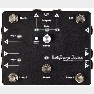 Earth Quaker Devices Swiss Things エフェクトループ スイッチャー
