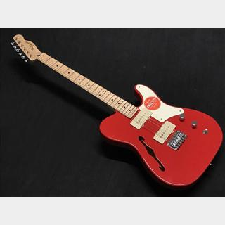 Squier by Fender PARANORMAL CABRONITA TELECASTER THINLINE Fiesta Red【岐阜店】