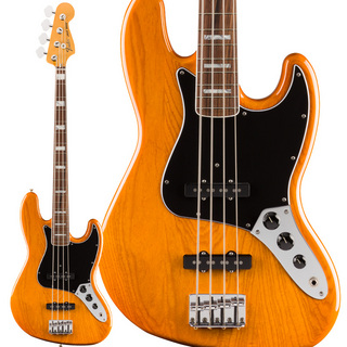 Fender Vintera '70s Jazz Bass (Aged Natural/Pau Ferro) 【生産完了品】