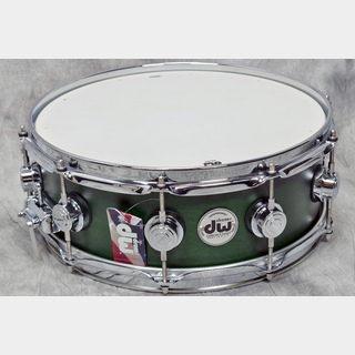 dwCollector's Maple Standard 14×5 DW-CL1405S/SO Emerald Green Satin 【福岡パルコ店】