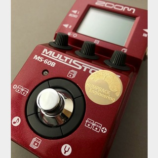 HUMPBACK ENGINEERING ZOOM MS-60B MOD. Ver 2 【オススメ】