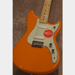 Fender Duo-Sonic, Maple Fingerboard, Capri Orange【名古屋店】