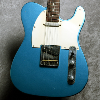 J.W.Black GuitarsJP-T ALD/M Light Aged-Ocean Turquoise Metallic- #200025【待望のニューカラー!】