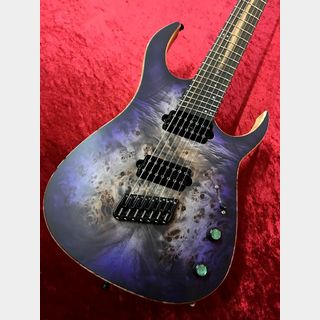 Overload Custom Guitars 【Summer Sale!!】Raijin 7 Multiscale 【Custom Order Model】【分割48回まで無金利&54回以降超低金利】