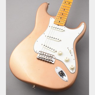 Fender Custom Shop 2019 Time Machine Series 1965 Stratocaster Journeyman Relic Faded Aged Firemist Gold ≒3.51kg