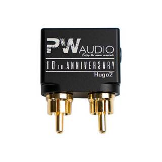 PW AUDIO HUGO2 TO 4.4 L 4.4mm L型 変換プラグ
