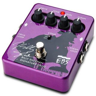 EBS Billy Sheehan Signature Drive Pedal 【特価】