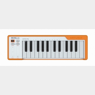 Arturia MicroLAB OR (Orange) Smart Keyboard Controller 【未開封品 即納できます!】