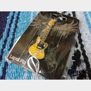 Fender Lapel Pin Jaguar Bass