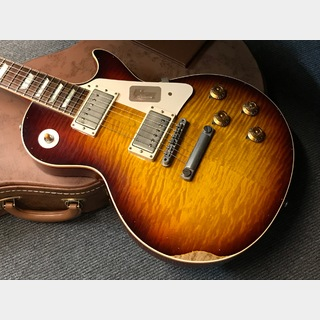 Gibson Custom Shop Historic Collection 1959 Les Paul Reissue Lightly Aged (2013年製Used)