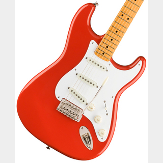 Squier by Fender Classic Vibe 50s Stratocaster Maple Fingerboard Fiesta Red 【WEBSHOP】