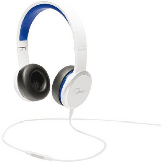 WeSC RZA STREET HEADPHONE (White/Blue)